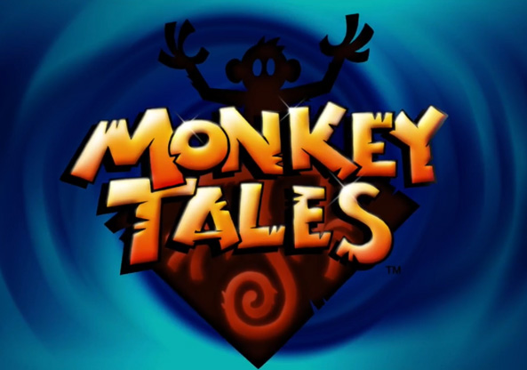 HUD and dialog interface for Monkey Tales
