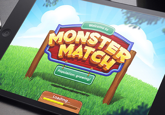 Monster Match is a match 3 game prototype where you get to go on a road trip... with a monster! Along the way, you have to make matches in order to keep your monster happy and healthy.